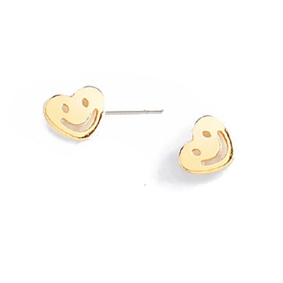 Aretes Happy Heart Nice 118928L